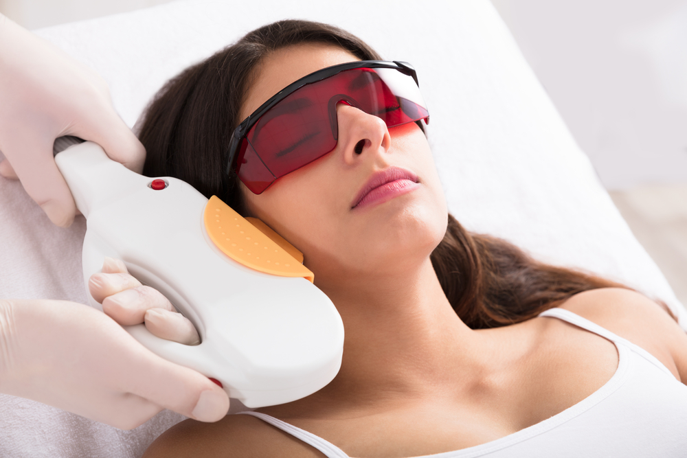 What It's Like to Get an IPL Treatment