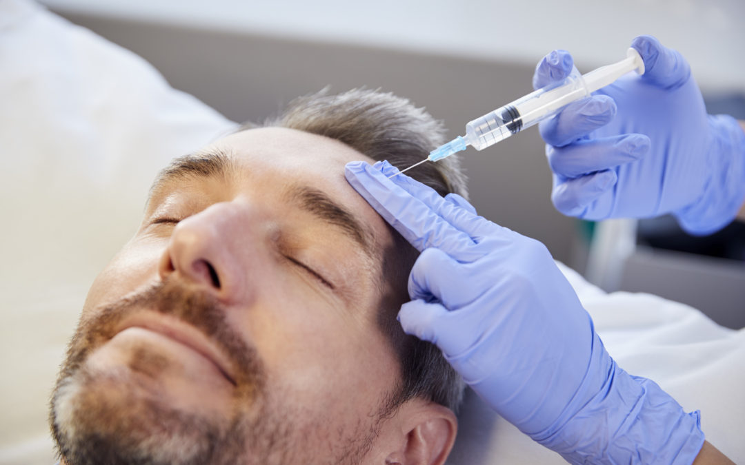 Pros and Cons of Botox for Men